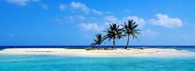 free belize island nature facebook cover