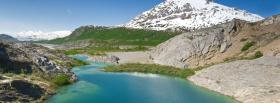 free british columbia lakes nature facebook cover