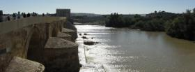 free crowded bridge nature facebook cover