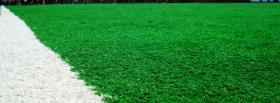 free green grass nature facebook cover