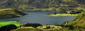 free lake wanaka nature facebook cover