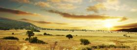 free country side nature facebook cover