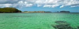 free bostadh beach nature facebook cover