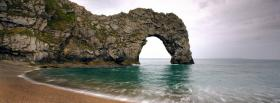 free limestone arch nature facebook cover