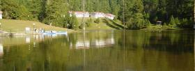 free banjosa lake nature facebook cover