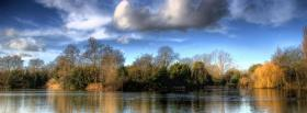 free battersea park nature facebook cover