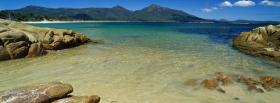 free clear water ocean nature facebook cover