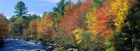 free new england nature facebook cover