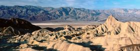 free death valley california nature facebook cover