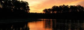 free dark in the forest facebook cover