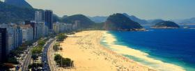 free beach and city nature facebook cover