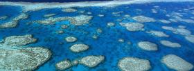 free great barrier reef nature facebook cover