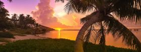 free bahia honda beach nature facebook cover