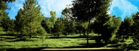 free clear skies nature facebook cover