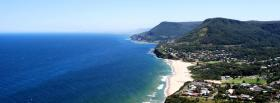 free beach ocean homes nature facebook cover