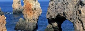 free lagos algarve portugal nature facebook cover