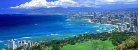 free city and beach nature facebook cover