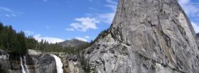 free large alp nature facebook cover