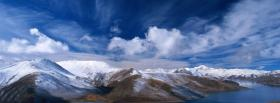 free most beautiful mountains nature facebook cover