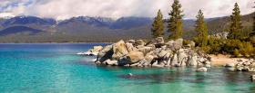 free lake tahoe nature facebook cover