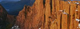 free cradle mountain nature facebook cover