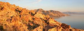 free mountain scenery nature facebook cover