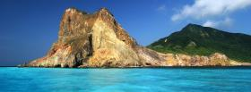 free beach retreat nature facebook cover
