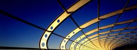 free modern architecute nature facebook cover