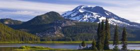 free deschutes national forest nature facebook cover