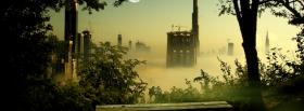 free forest and city nature facebook cover