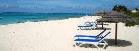 free anguilla beach nature facebook cover