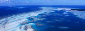 free australia coral reef nature facebook cover