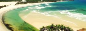 free indian beach nature facebook cover