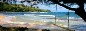 free kauai hawaii nature facebook cover