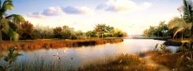 free beautiful wild life facebook cover