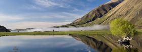 free new zealand nature facebook cover