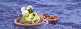 free apollo 11 moon landing facebook cover