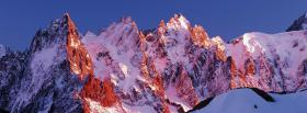 free cliff peak nature facebook cover