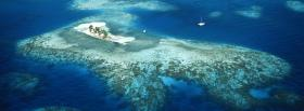 free caribeean belize island nature facebook cover