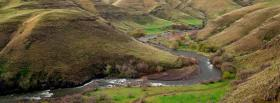 free imnaha river nature facebook cover