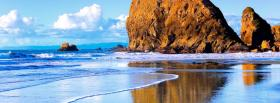 free beautiful sea nature facebook cover