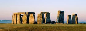 free stonehenge nature facebook cover