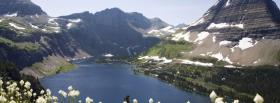 free the glacier national park facebook cover