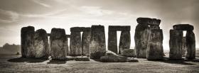 free the stonehenge nature facebook cover