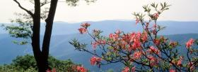free blue ridge mountains nature facebook cover