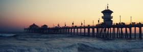 free california sea nature facebook cover