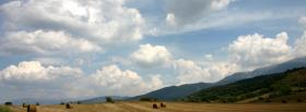 free pyrenees nature facebook cover