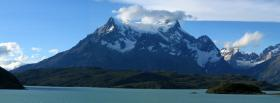 free torres del paine mountain facebook cover