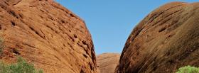 free australien outback nature facebook cover