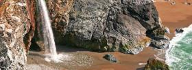 free mcway falls nature facebook cover